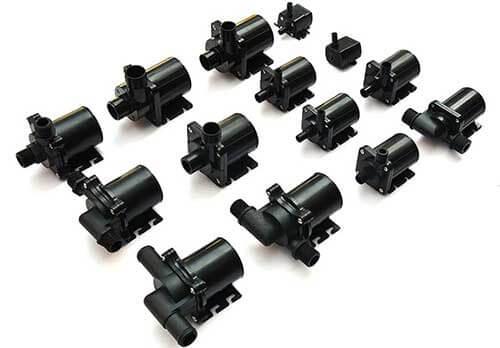 DC Water Pump's Advantages