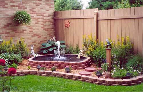 Outdoor Fountains 1