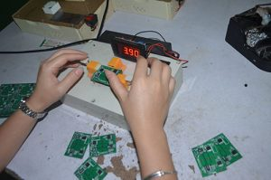 Controller production process 01