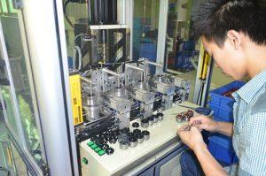 Pump production process 01