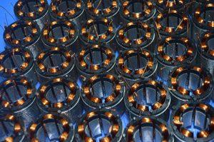 Pump production process 02