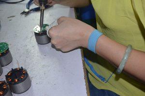 Pump production process 04