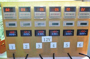 Pump production process 07