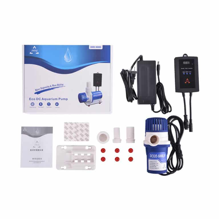 Aquarium Pump Package List