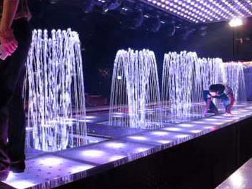 Stage Fountains