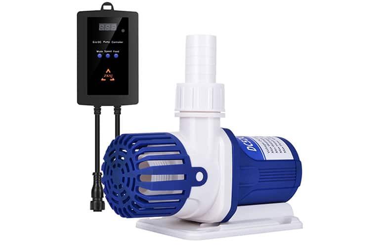 Products Aquarium Pump Blue-White
